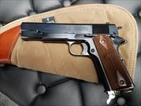 Browning 1911 US ARMY Commemorative *ONE of only 40* 45 ACP RARE Limited Edition