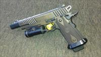 STI 2011 /RK Custom defensive pistol