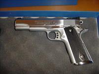 Colt 1911 Special Combat Gov 45 ACP Hard Chrome