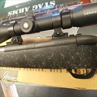 Weatherby Accumark Mark V .257Wby Leupold VX R/Ammo