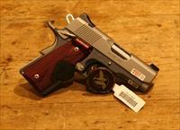 Kimber Ultra CDP (LG) .45 1911 w/laser
