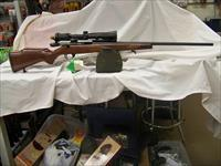 Weatherby Vanguard 30-06 with a Zeiss 3-9x40 scope