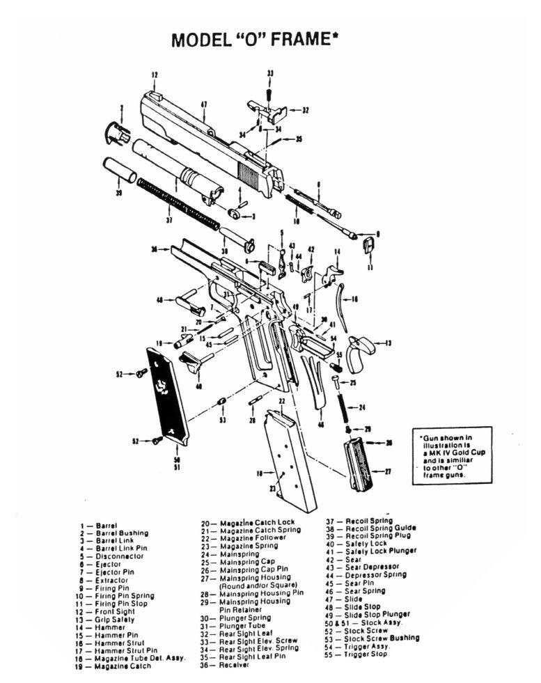 1911 Schematic