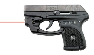 LaserMax's new CenterFire lasers line kicks off with units for Ruger's LCP and LC9 pistols.