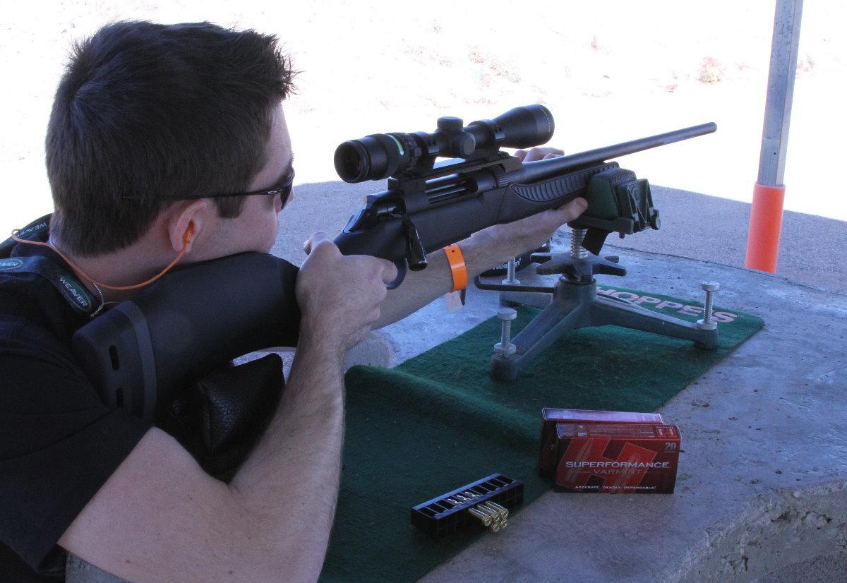 A New Era for Thompson Center - The Dimension Modular Rifle