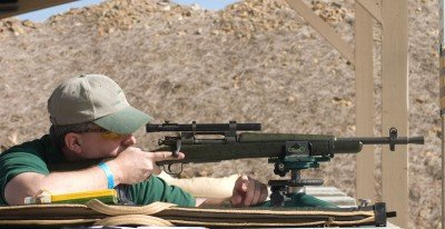 The Pig Buster from Gibbs Rifle Co. are made from reactivated1903A3 Springfield drill rifles.