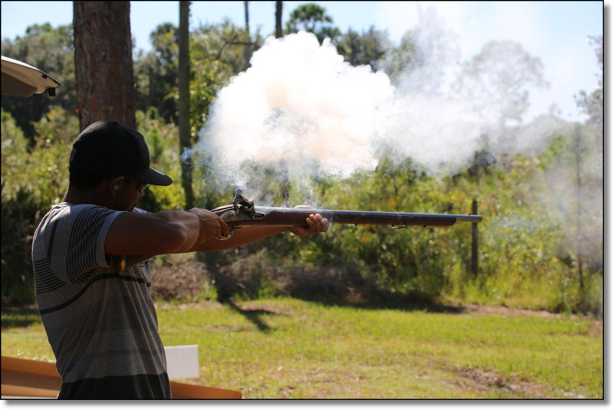 The Guns of 1776 - Musket Replicas from Davide Pedersoli