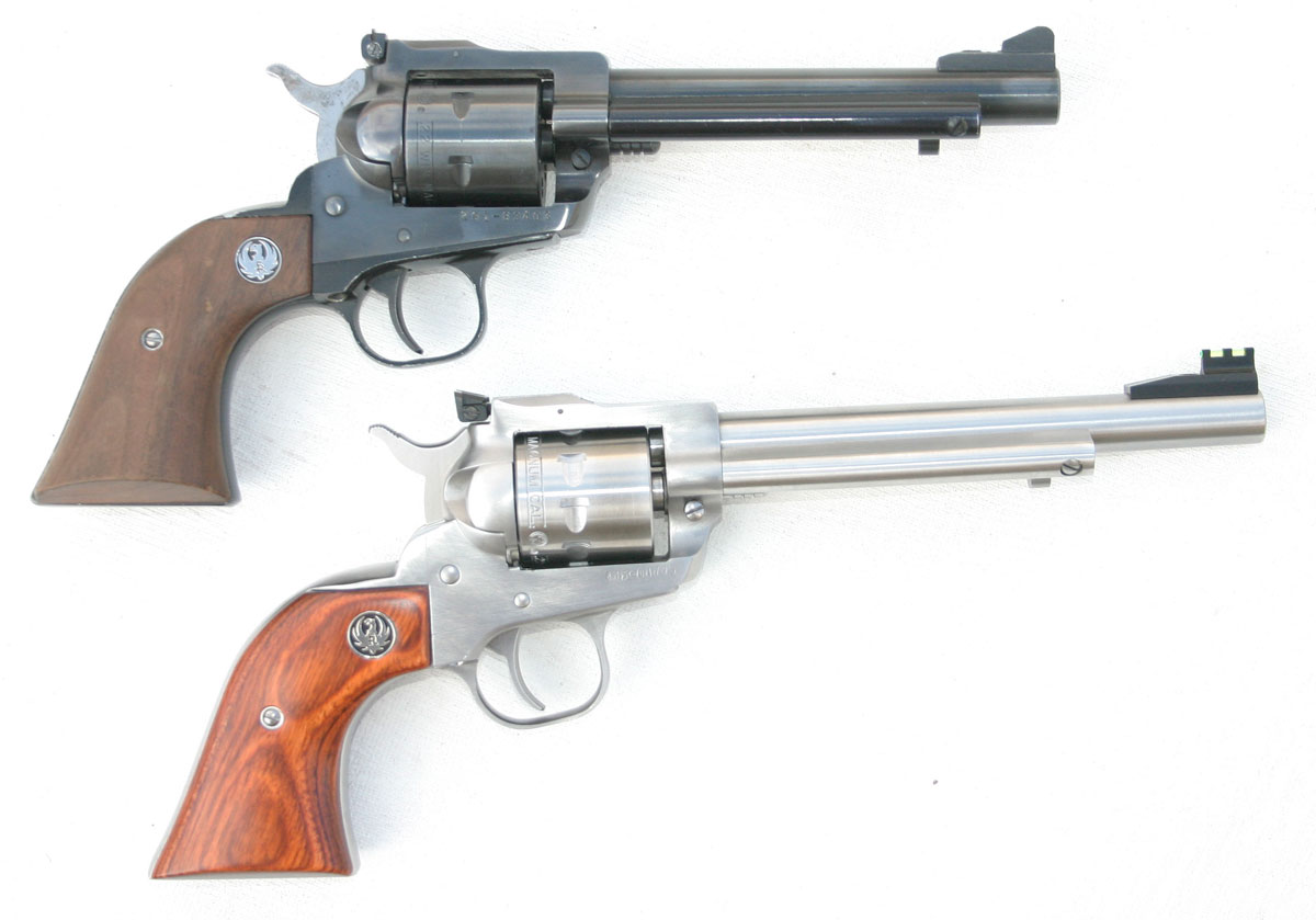 The Ruger Single Nine Bottom Is A Shot Action 22 Wmr Revolver That Modeled After Six Top