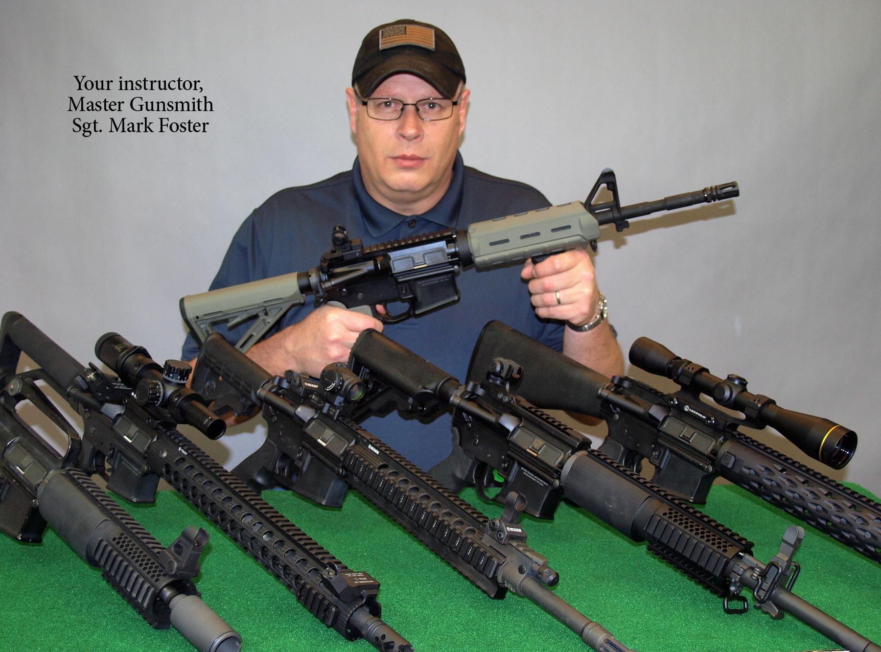 Tacti-Cool AR-15 Mods - Tips from a Master Gunsmith
