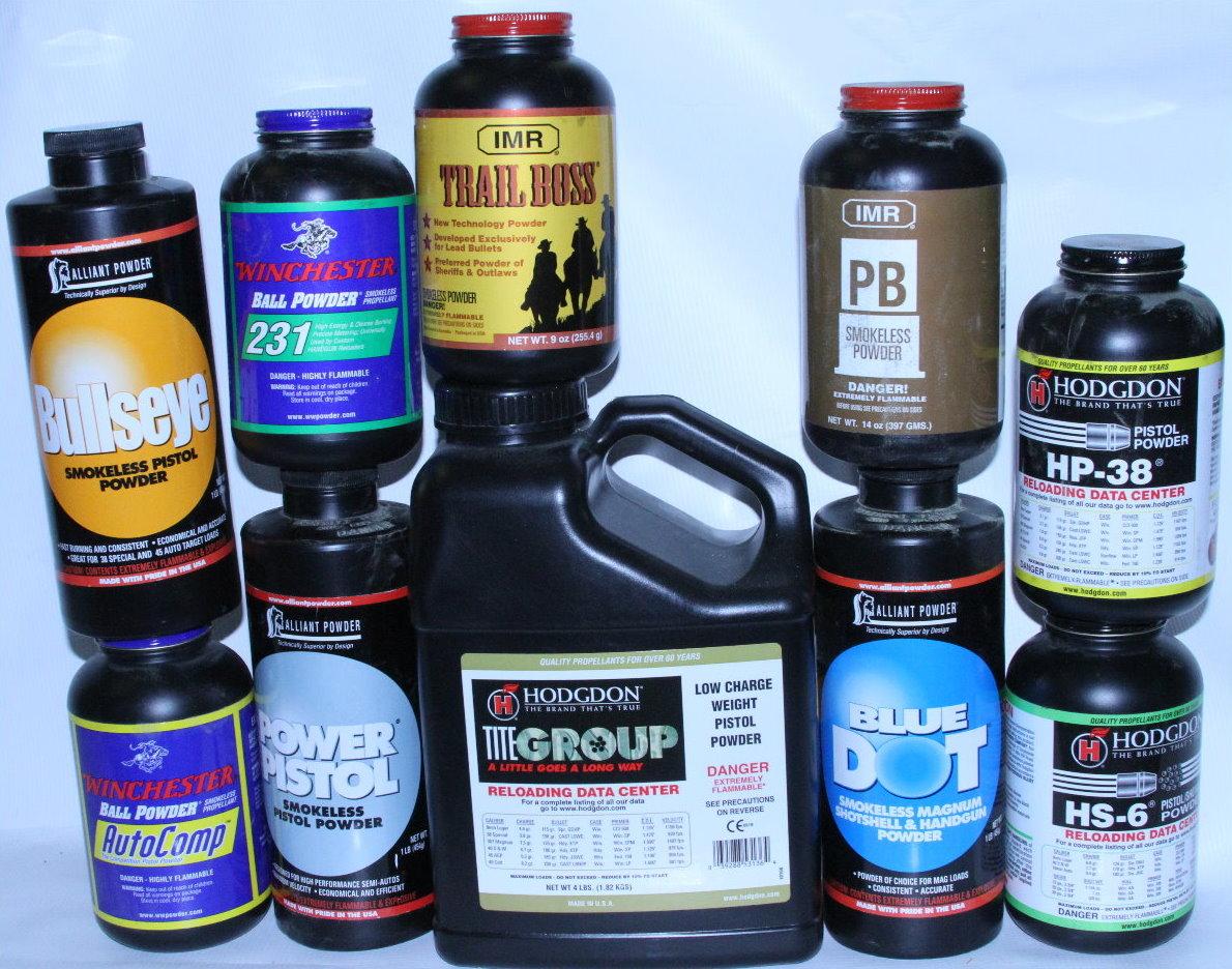 Choosing The Right Gunpowder - Reloading Part 2 - GunsAmerica Digest