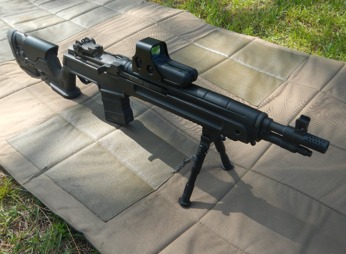 Archangel M1A Adjustable Stock from Pro-Mag - Gear Review