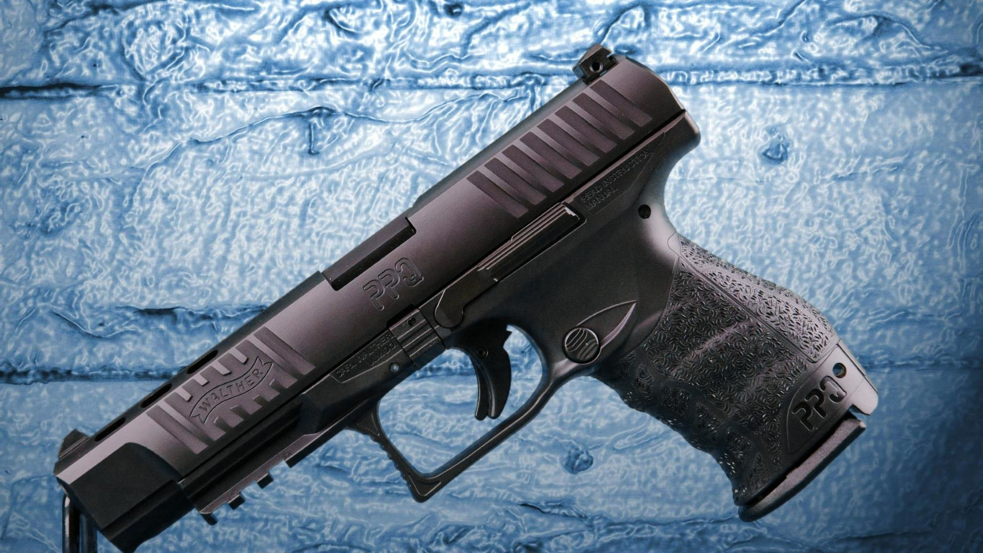 The Walther Ppq M2 5 Incha Born Match Gun Video Review