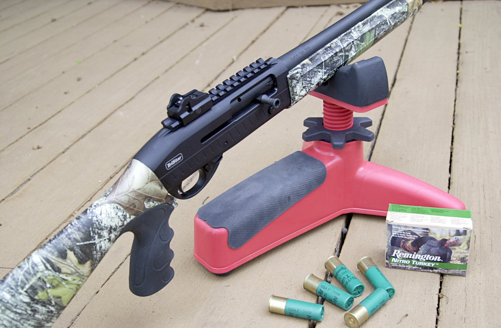 Affordable Gobbler Guns and Gear: Tristar's Raptor ATAC—New Shotgun