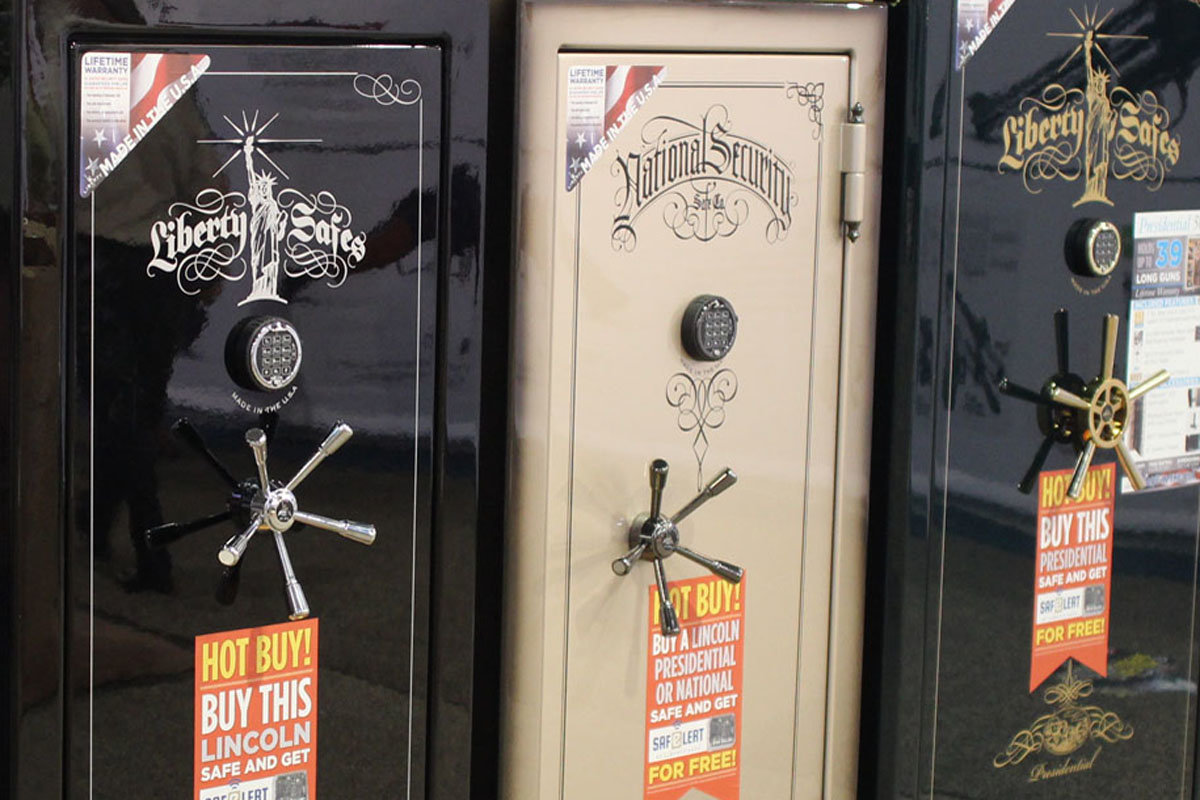 What to look for in a gun safe: Liberty's Lincoln line