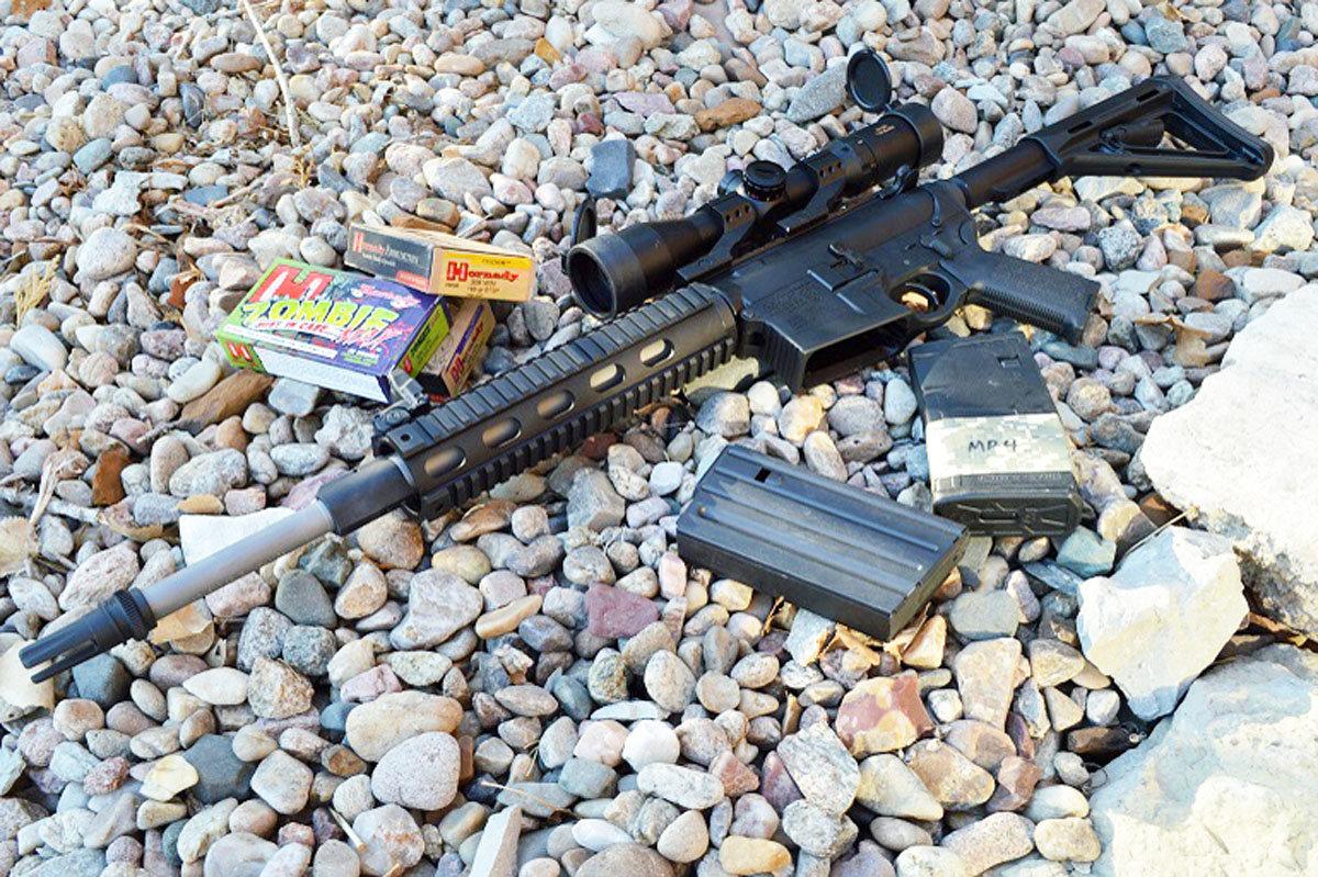 The DPMS GII Recon, a lightweight  308—New Gun Review - GunsAmerica