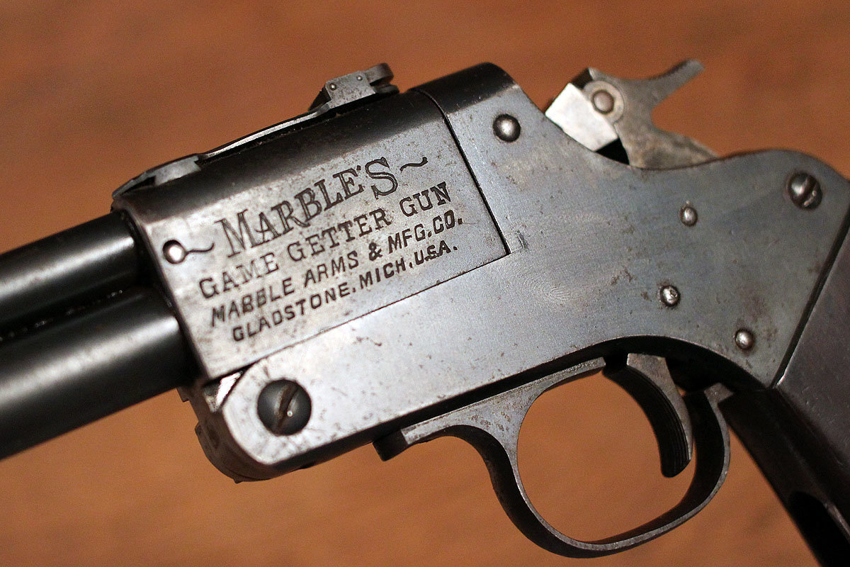Closet Classic Review: Marble's Game Getter Gun