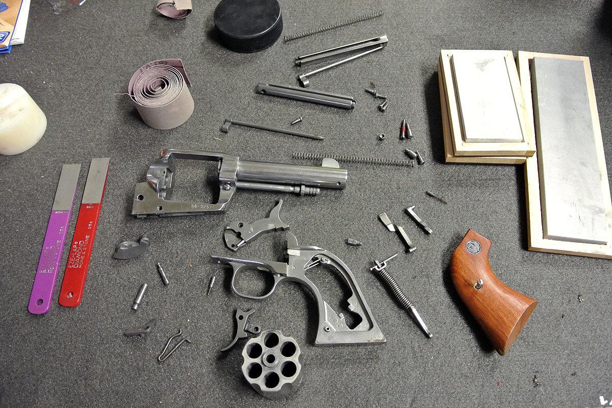 DIY: Slick Up a Ruger Single Action - GunsAmerica Digest