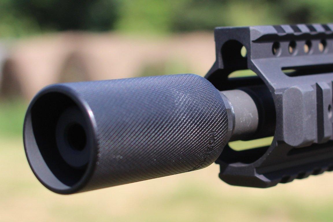Kineti-Tech Sound Redirecting Muzzle Brake: Gear Review