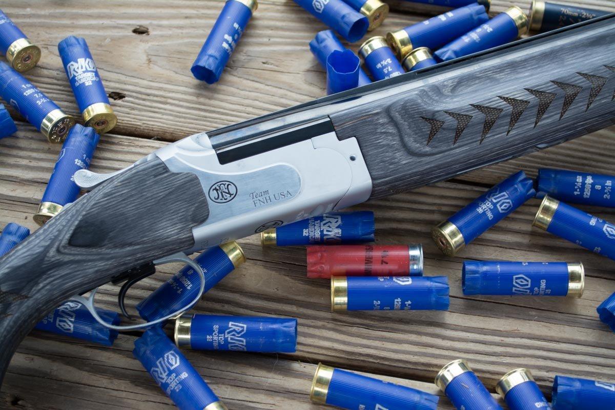 Shotgun Review: FNH SC-1 Competition O/U