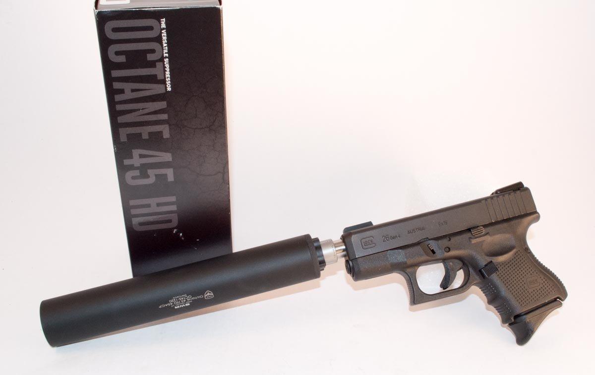 A Look at SilencerCo's Octane Suppressor - GunsAmerica Digest