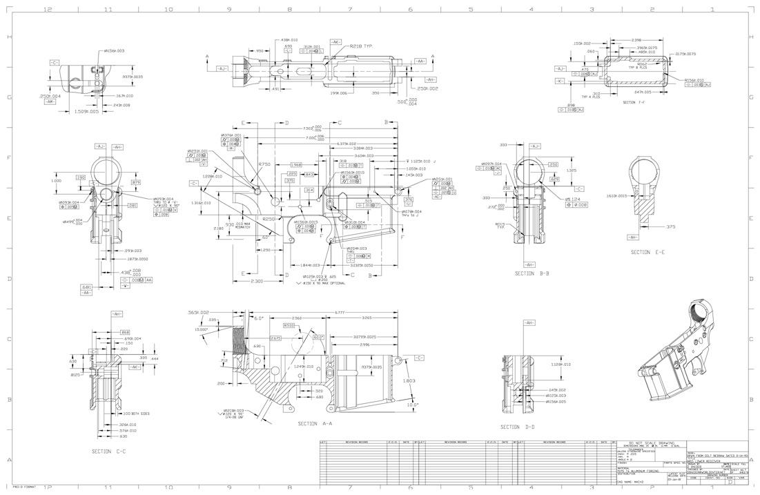 AR15-lower - GunsAmerica Digest on cooper lighting diagrams, delta faucet diagrams, ge diagrams,