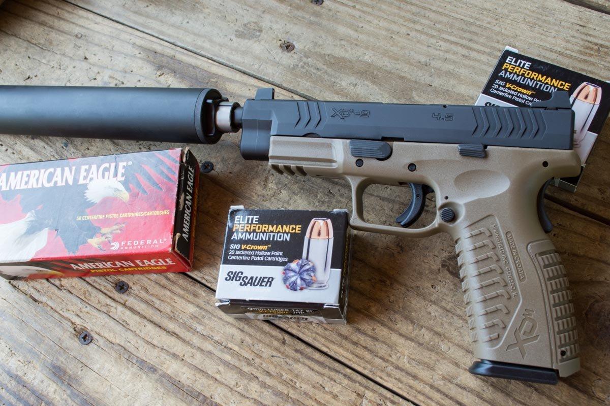 Springfield Armory XDM threaded-19 - GunsAmerica Digest