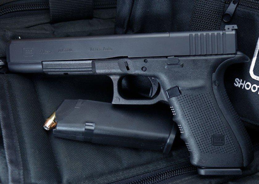 Bigger Is Better Glock 40 Gen4 Mos 10mm Gunsamerica Digest