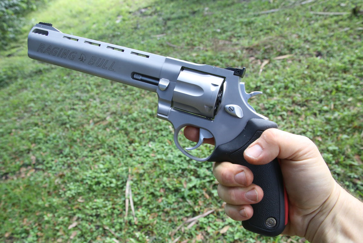taurus raging bull 44 mag revolver return of the classic model