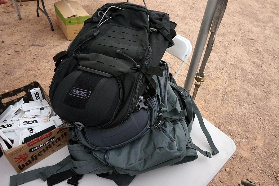 d8e842497f SOG Launches Tactical Backpack Lineup - SHOT Show 2016 - GunsAmerica ...