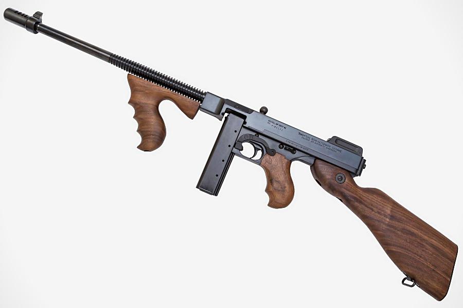 Auto-Ordnance Unveils Non-NFA Compact Thompson Carbines