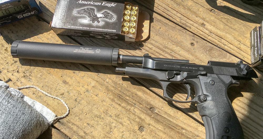 Suppressor Review: AAC Illusion 9mm - GunsAmerica Digest