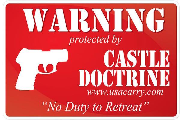 Do Pro 2a Signs Tip Off Gun Thieves Gunsamerica Digest