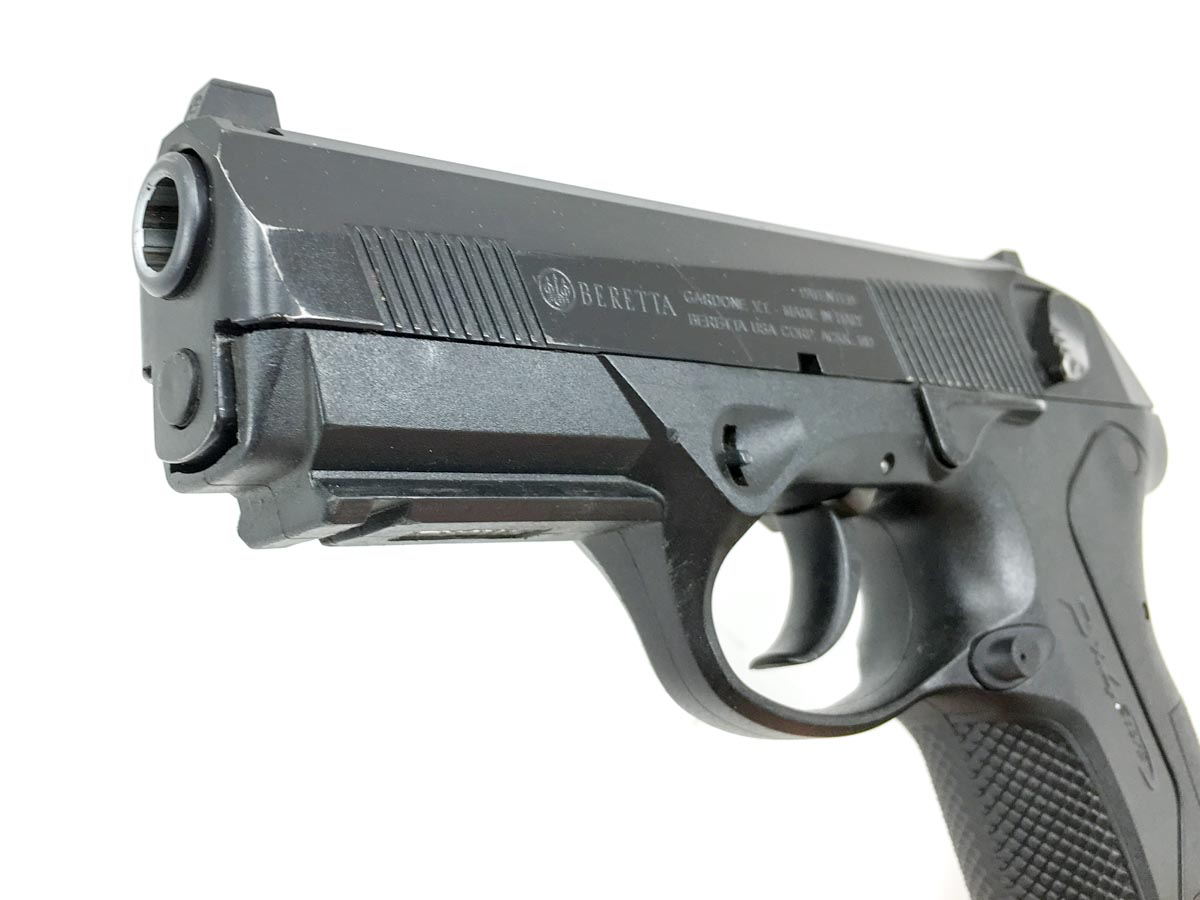 Beretta  40 PX4 Storm Pistol - A Closer Look - Range Report