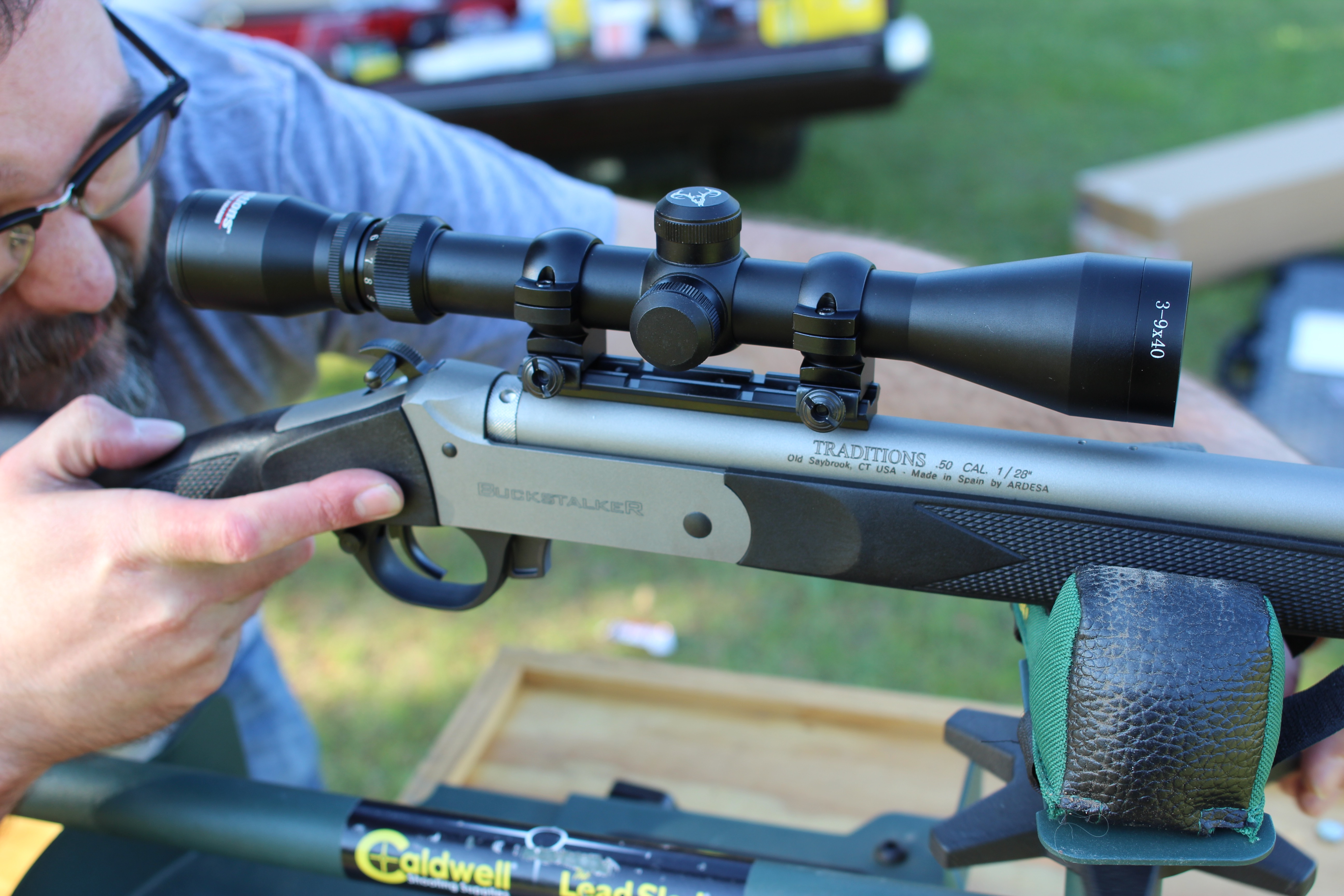 Traditions Muzzleloaders—Two Gun Review, Pursuit G4 and