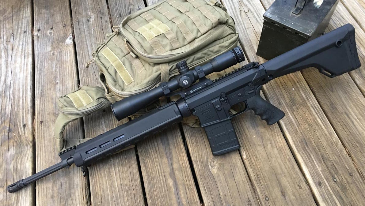 Windham Weaponry's Big Boy  308 AR—Full Review - GunsAmerica Digest