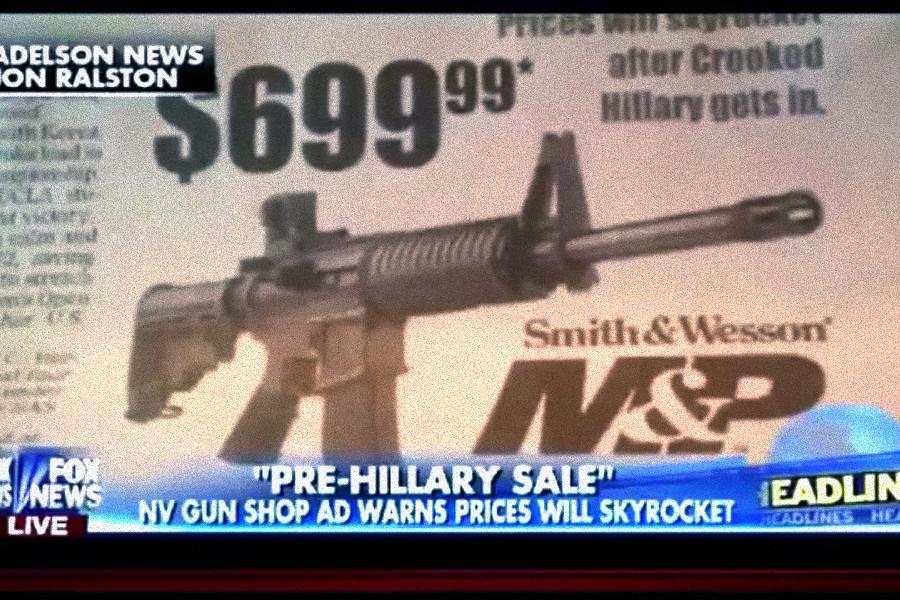clinton-sale-gun-store - GunsAmerica Digest
