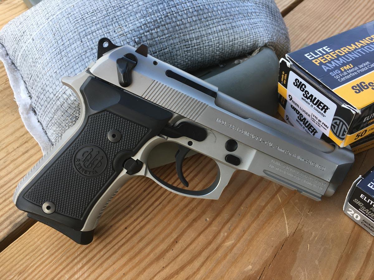 A Classic Reborn: The Beretta 92 Compact 9mm—Full Review