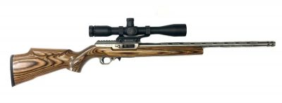 Not only is the Volquartsen a looker, it shoots the smokin' hot .17 WSM.