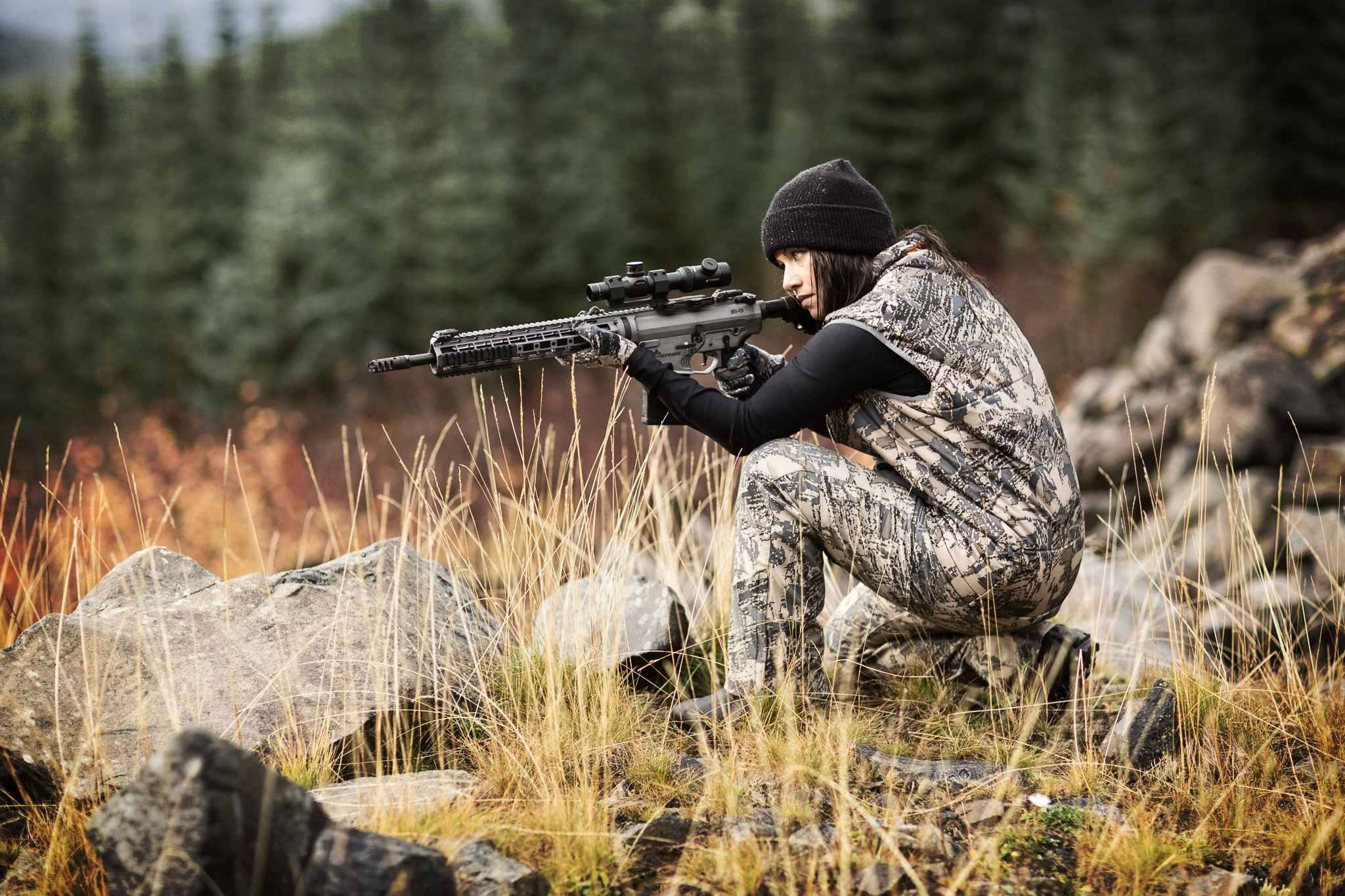 Semi-Auto Hunting in Penn –How the Black Rifle Went Mainstream
