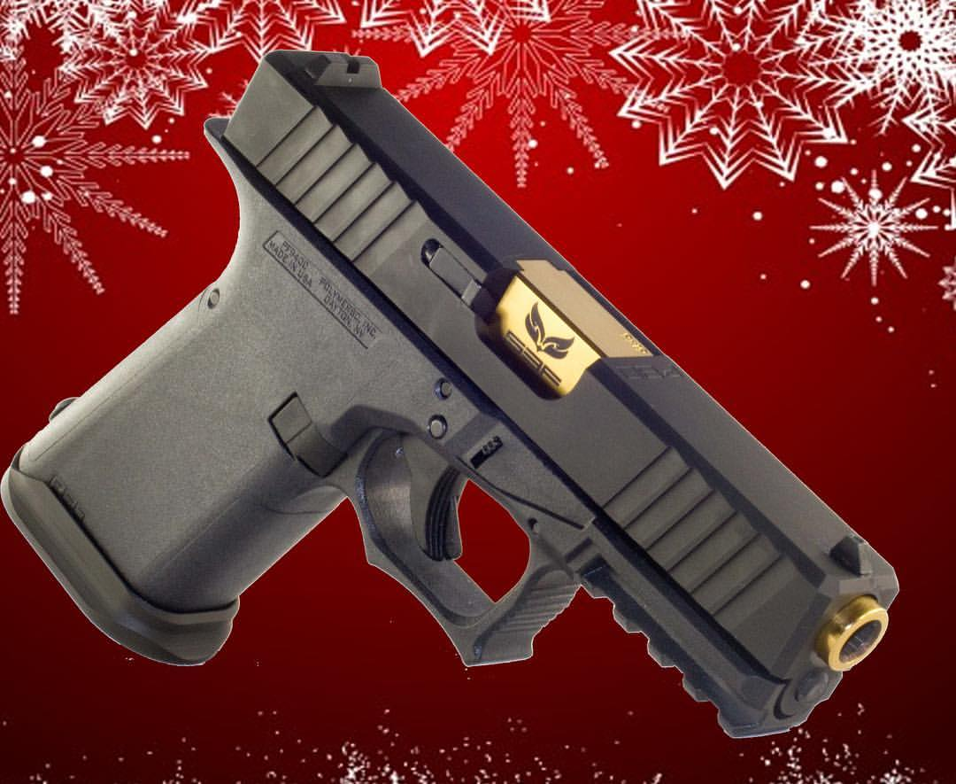 Glock 19-Compatible 80 Percent Frames Incoming