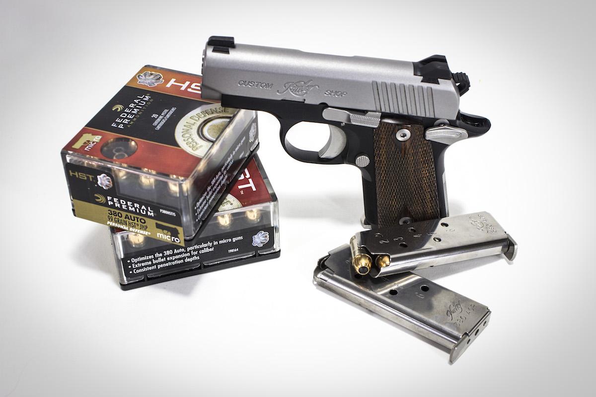 Tiny Defender: Kimber Micro CDP .380 – Full Review. - GunsAmerica Digest