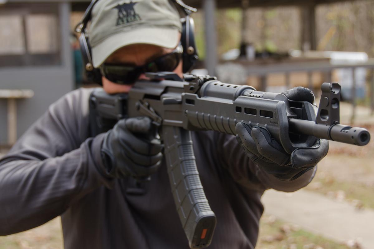 An All-American AK? The 7 62x39mm Century C39V2 – Full