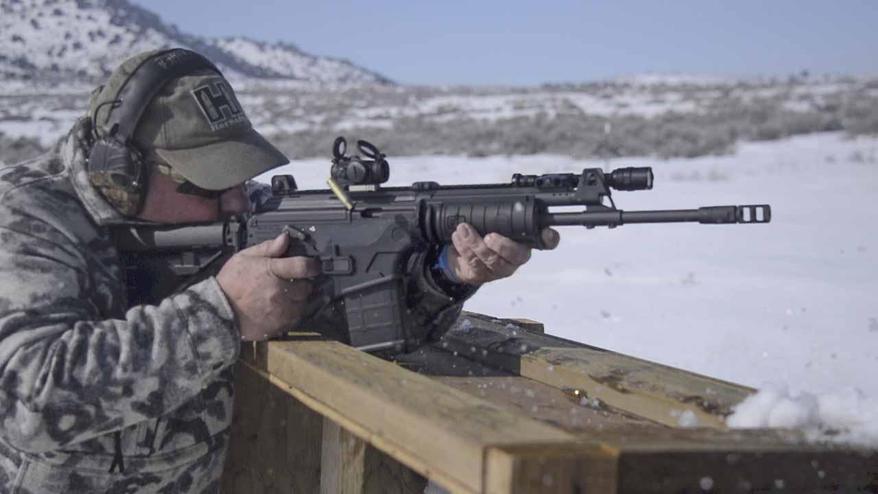 An Israeli .308 AK? The IWI Galil ACE – Full Review - GunsAmerica