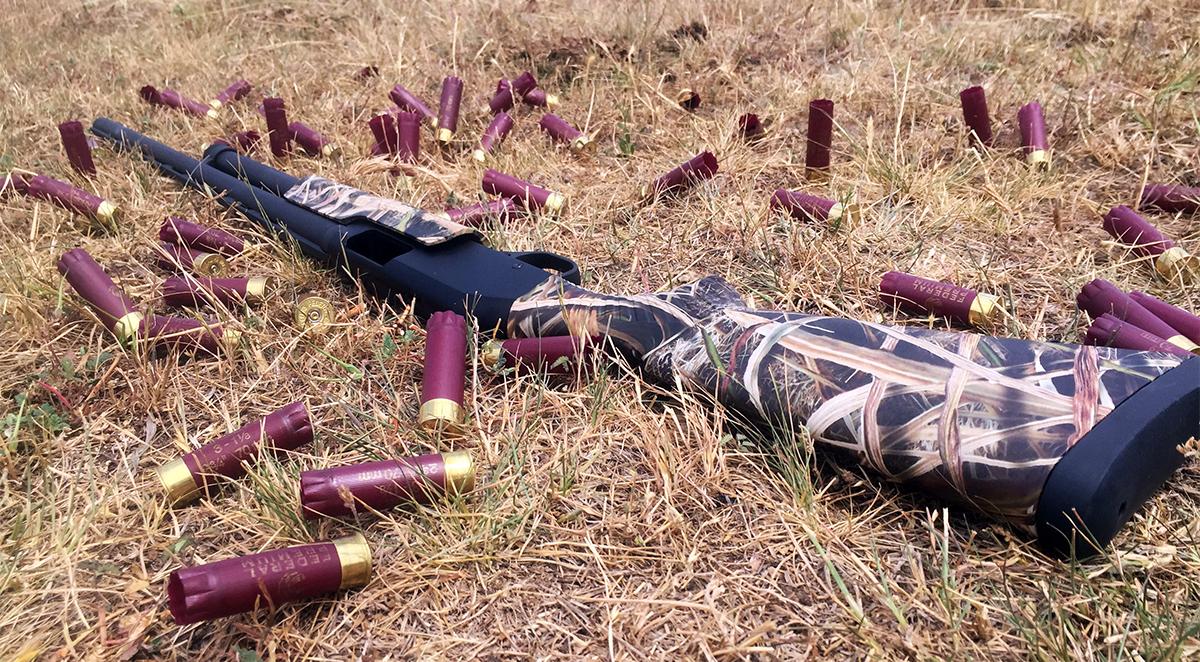 Stevens 20 gauge pump shotgun review