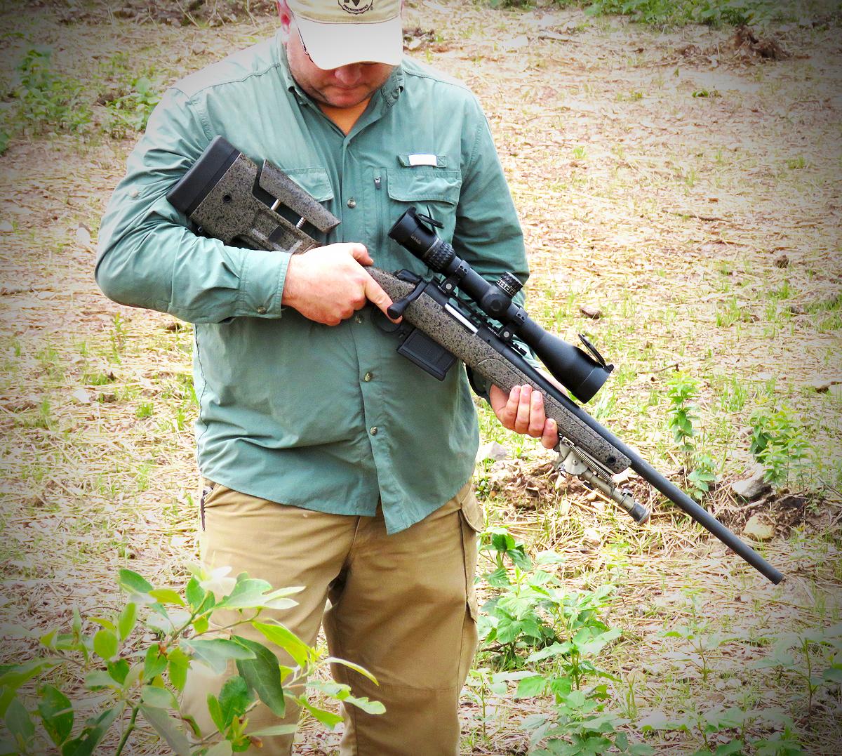 A Hybrid Hunting/Match Rifle? The Bergara 6 5 B-14 HMR