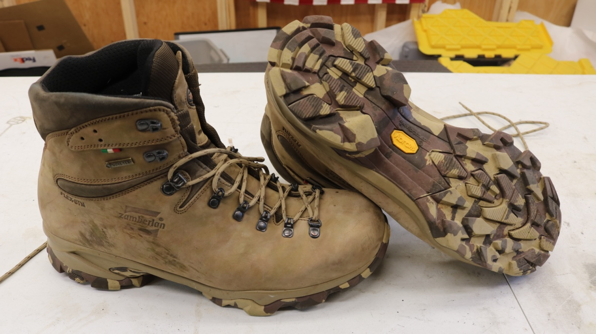 Don T Cheat Your Feet Check Out Zamberlan Gore Tex Boots
