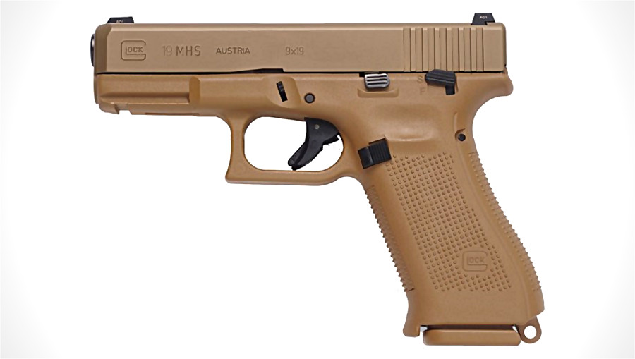 the glock 19 mhs finally unveiled and why the army went sig rh gunsamerica com
