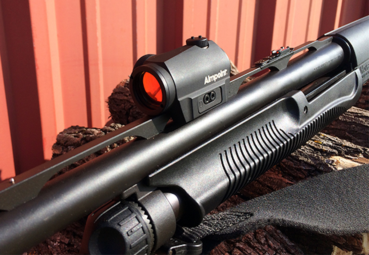 Aimpoint Micro S 1 The Ideal Red Dot For Turkey Season