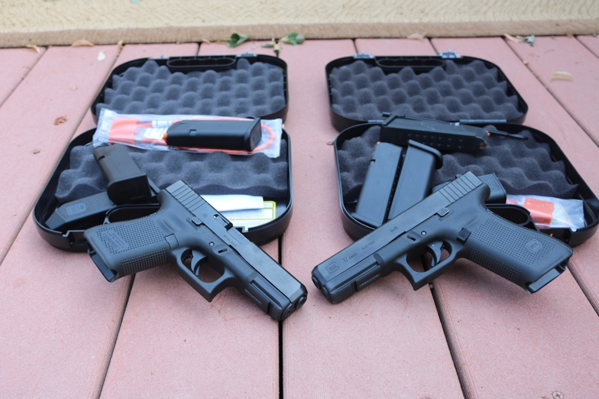 Glock 19 and 17 Gen 5 Unleashed — Full Review - GunsAmerica Digest