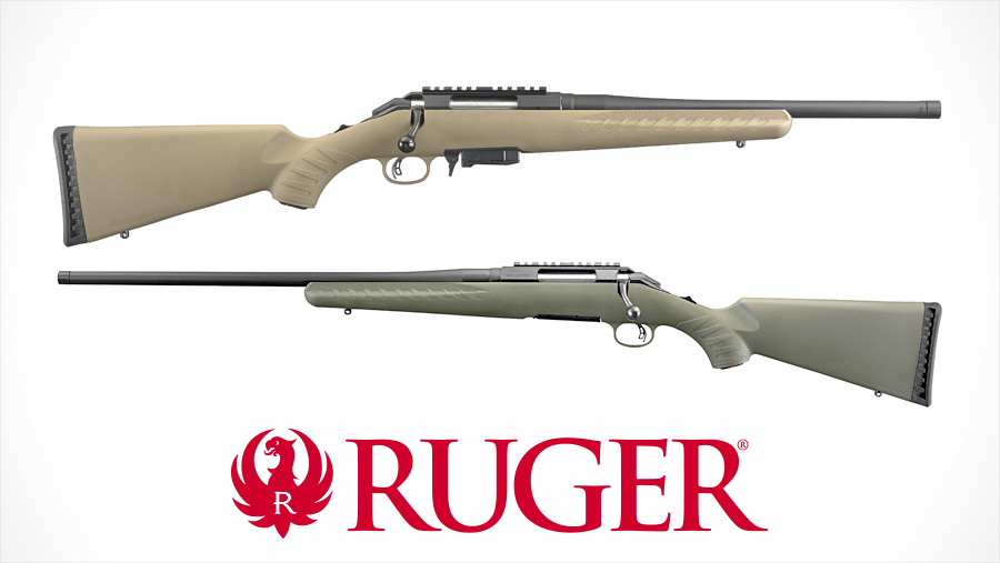 Ruger's American Rifle Turning Russian, Going Left and More